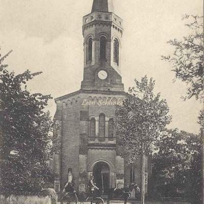 25 - Lardenne, près Toulouse - L'Eglise