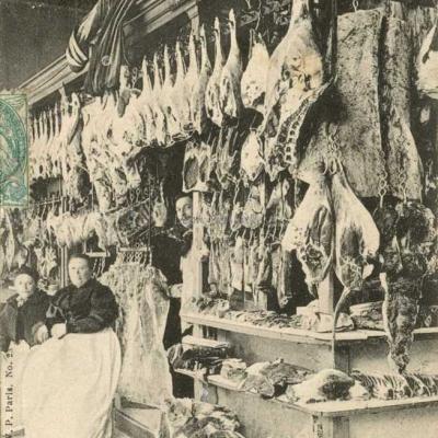 25 - Les grands marchés Pavillon de la boucherie