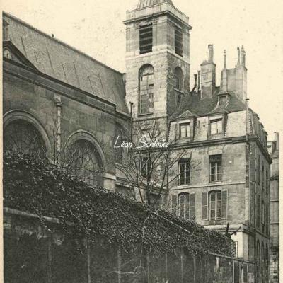 25 - Notre-Dame des Blancs-Manteaux