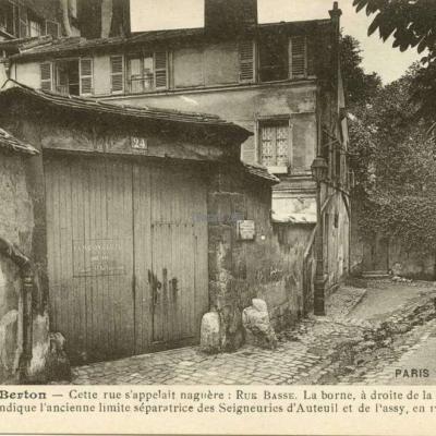 25 - Rue Berton
