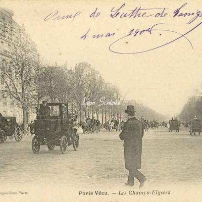 26 - Les Champs-Elysées
