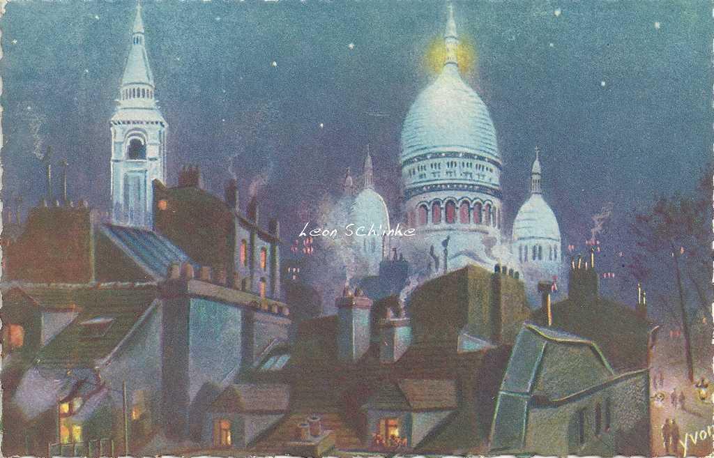 26 - Montmartre - Basilique du Sacré-Coeur