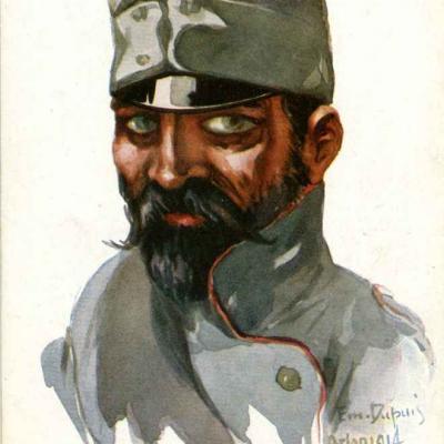 26 - Soldat d'infanterie (autrichien)