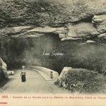 263 - Le Mas d'Azil - La Route entre dans la Grotte