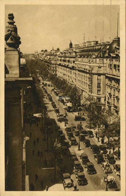 263 - Le Nouveau Boulevard Haussmann