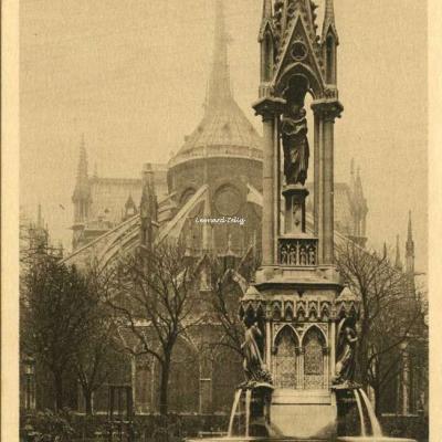 27 - L'Abside de Notre-Dame