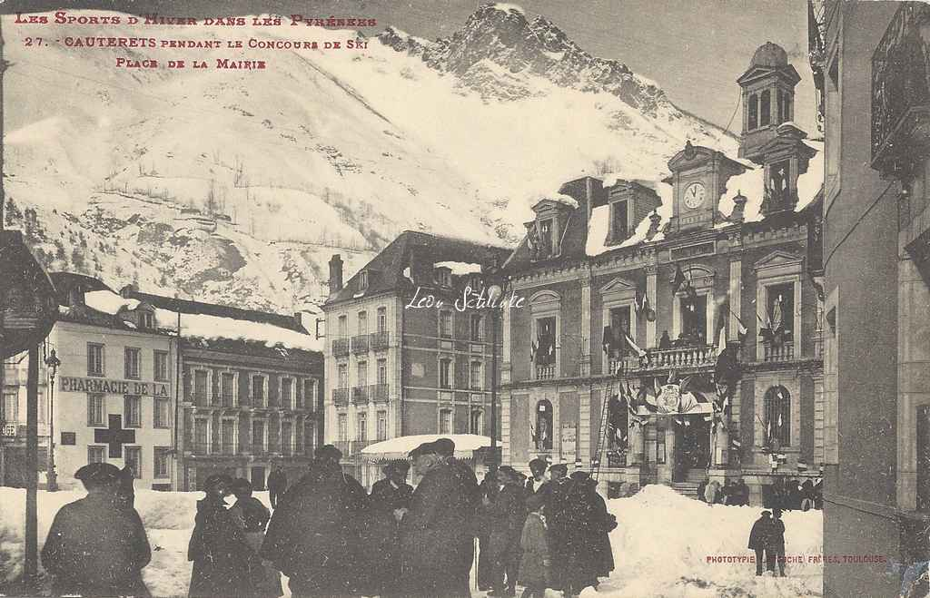 27 - Place de la Mairie