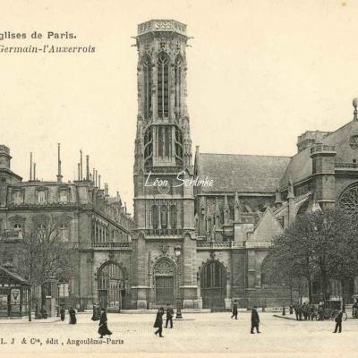 27 - Saint-Germain-l'Auxerrois
