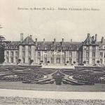 28- Abondant - Le Château (G.Foucault)