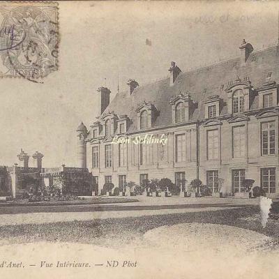 28- Anet - 13 - Le Château (ND Phot)