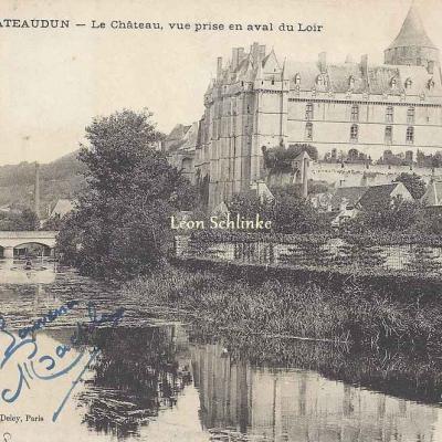 28- Chateaudun - Le Château (ELD 17)