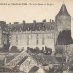 28- Chateaudun - Le Château (M.G. 35)