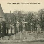 28- Courtalain - Le Château (H.Lecomte)
