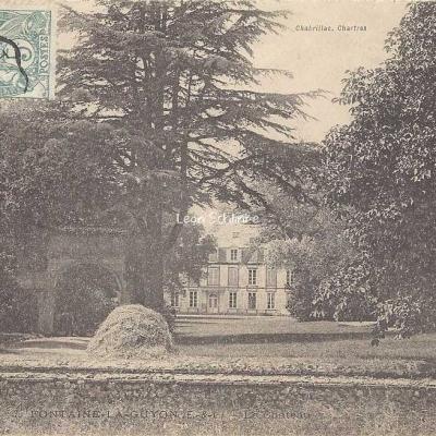 28- Fontaine-la-Guyon - Le Château (Chabrillac à Chartres)