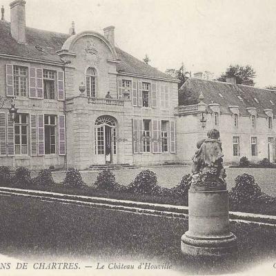 28- Houville-la-Branche - Le Château (ND 75)