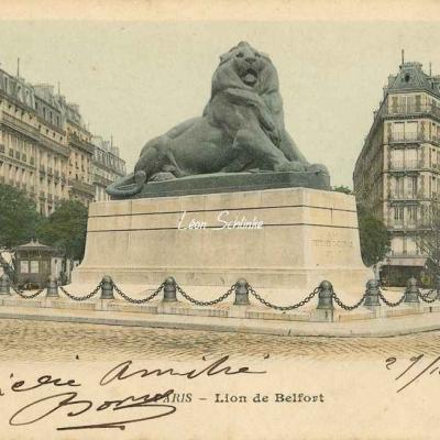 28 - Lion de Belfort