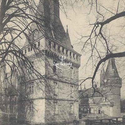 28- Maintenon - Le Château (Ch.Foucault 326)