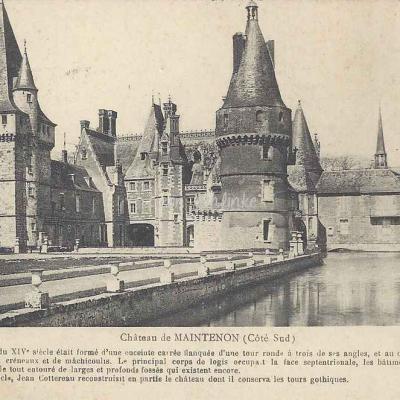 28- Maintenon - Le Château (Ch.Foucault)