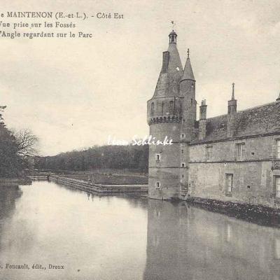 28- Maintenon - Le Château (G.Foucault 537)