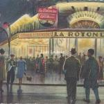 28 - Montparnasse - La Rotonde