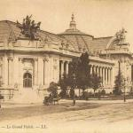 28 - PARIS - Le Grand Palais