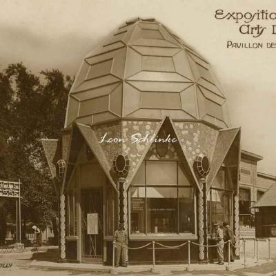 28 - Pavillon des Diamantaires