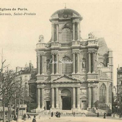 28 - Saint-Gervais, Saint-Protais
