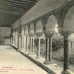 28 - Saint-Lizier - Le Cloître