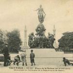 29-221 - Place de la Nation (Monument de Dalou)