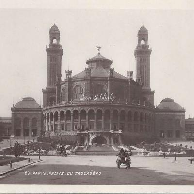 29 - Palais du Trocadero