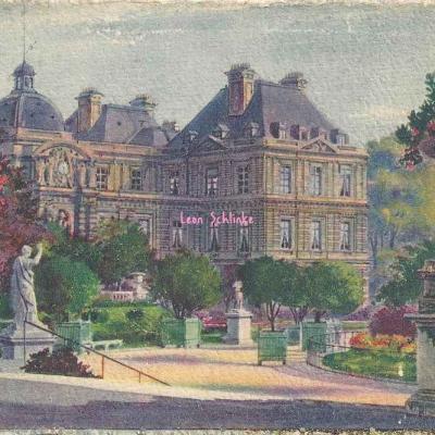29 (S2) - Le Palais et Jardin du Luxembourg
