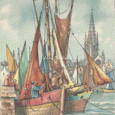 Barday 10x15 - 2900 - Bateaux de Pêche