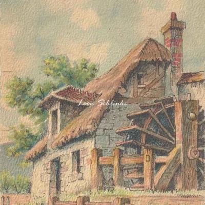 Barday 10x15 - 2904 - Paysages au bord de l'eau