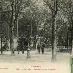 292 - Pamiers - Promenade du Castella