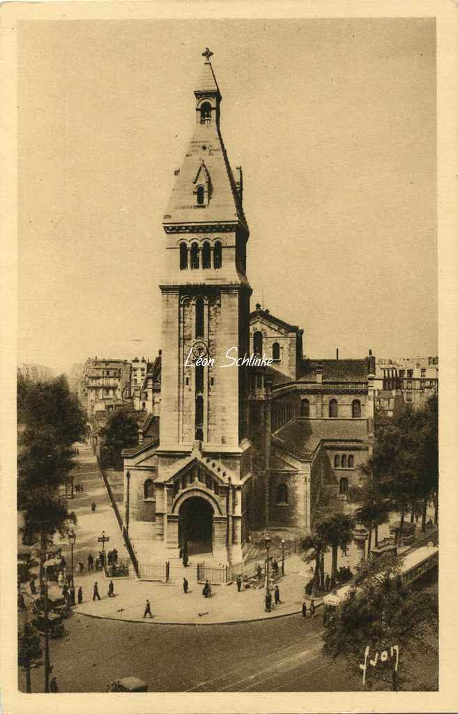298 - Eglise Saint-Pierre de Montrouge