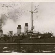 3 - Croiseur - Cuirassé GUEYDON