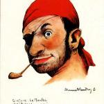 3 - Gustave Le Moulec dit Babord amures (B)