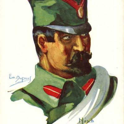 3 - Infanterie Serbe
