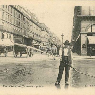 3 - L'Arroseur public