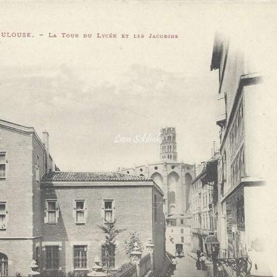 3 - La Tour du Lycée et les Jacobins