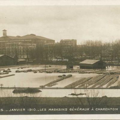 3 - Les Magasins Généraux à Charenton