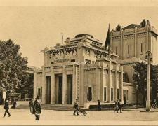 3 - Pavillon de la Belgique (Horta, Arch.)