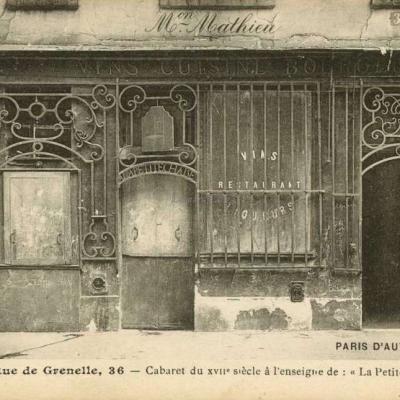 3 - Rue de Grenelle, 36