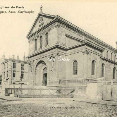 3 - Saint-Jacques, Saint-Christophe