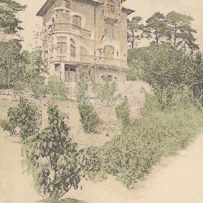 3 - Style Guimard - Villa Parc de Beauveau-Craon à Garches