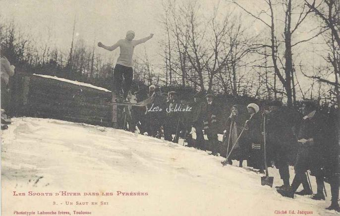 3 - Un saut en ski