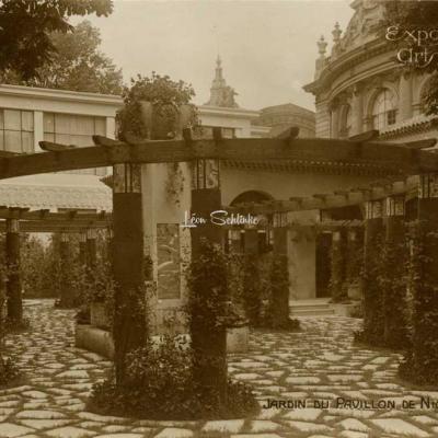 30 - Jardin du  Pavillon de Nice