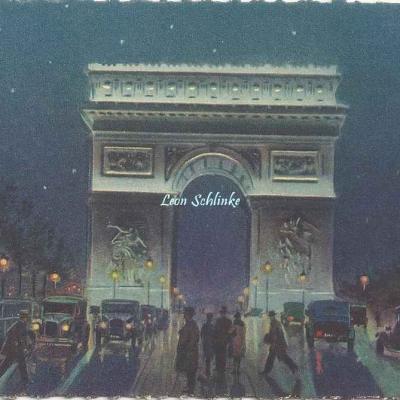 30 - L'Arc de Triomphe de l'Etoile
