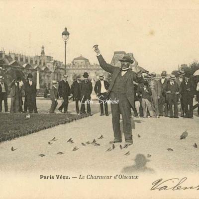 30 - Le Charmeur d'Oiseaux