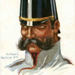 30 - Officier d'infanterie (autrichien)